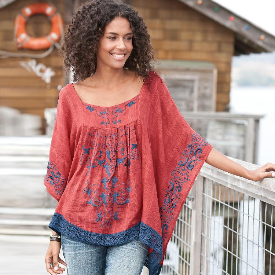 SUNSET BEACH TUNIC