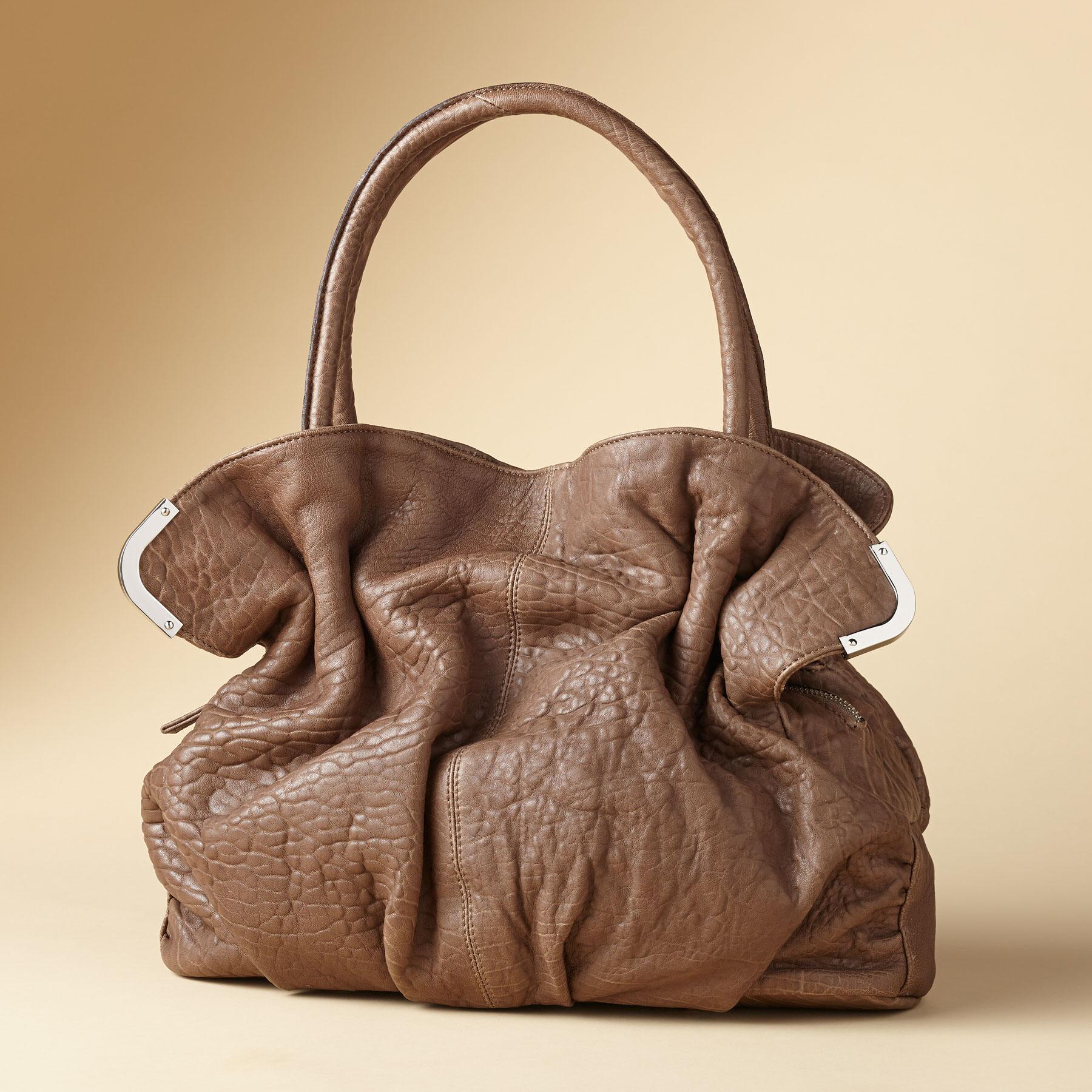 TIPPED PETAL BAG: View 1