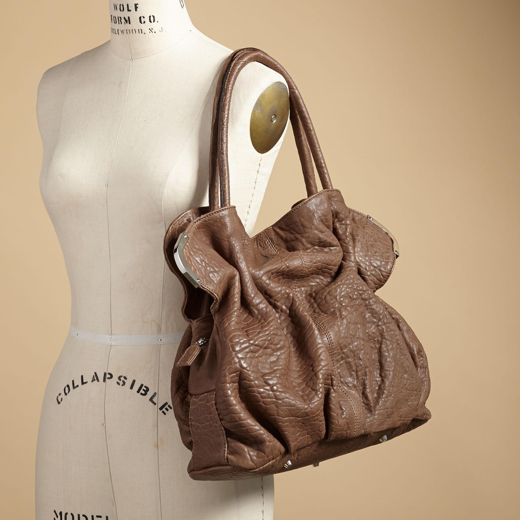 TIPPED PETAL BAG: View 3
