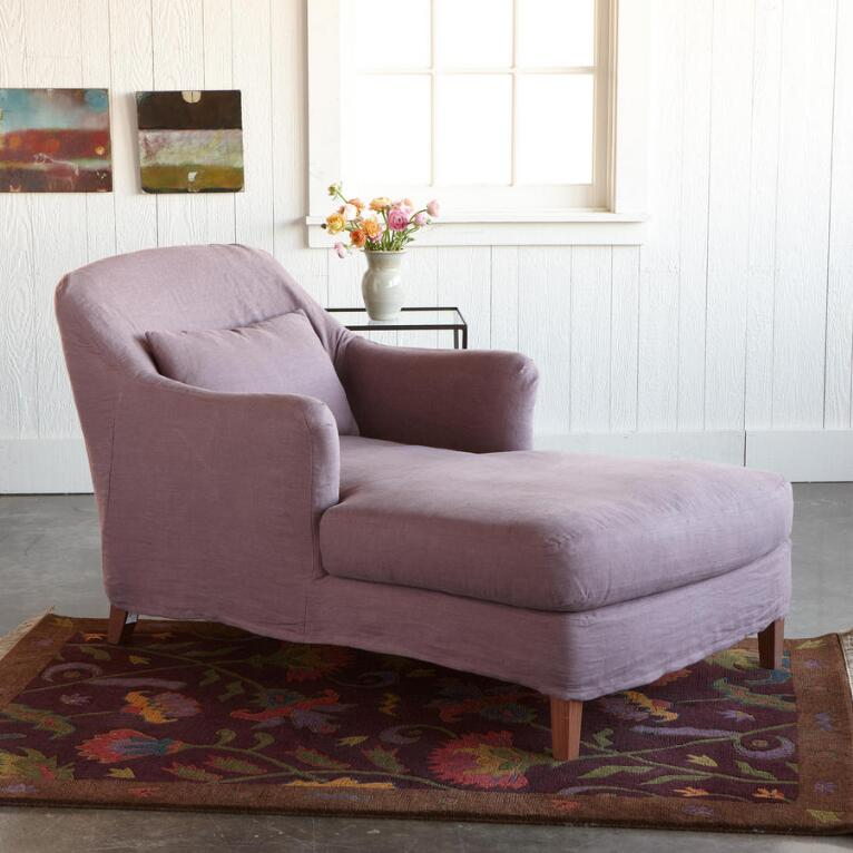 MIRABELLE SLIPCOVER CHAISE