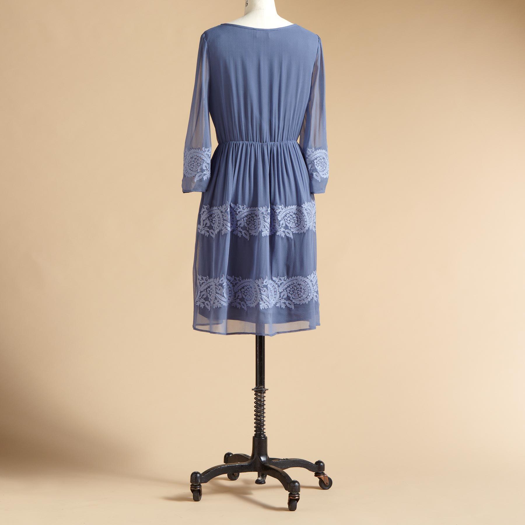 BLUE HORIZONS DRESS: View 2