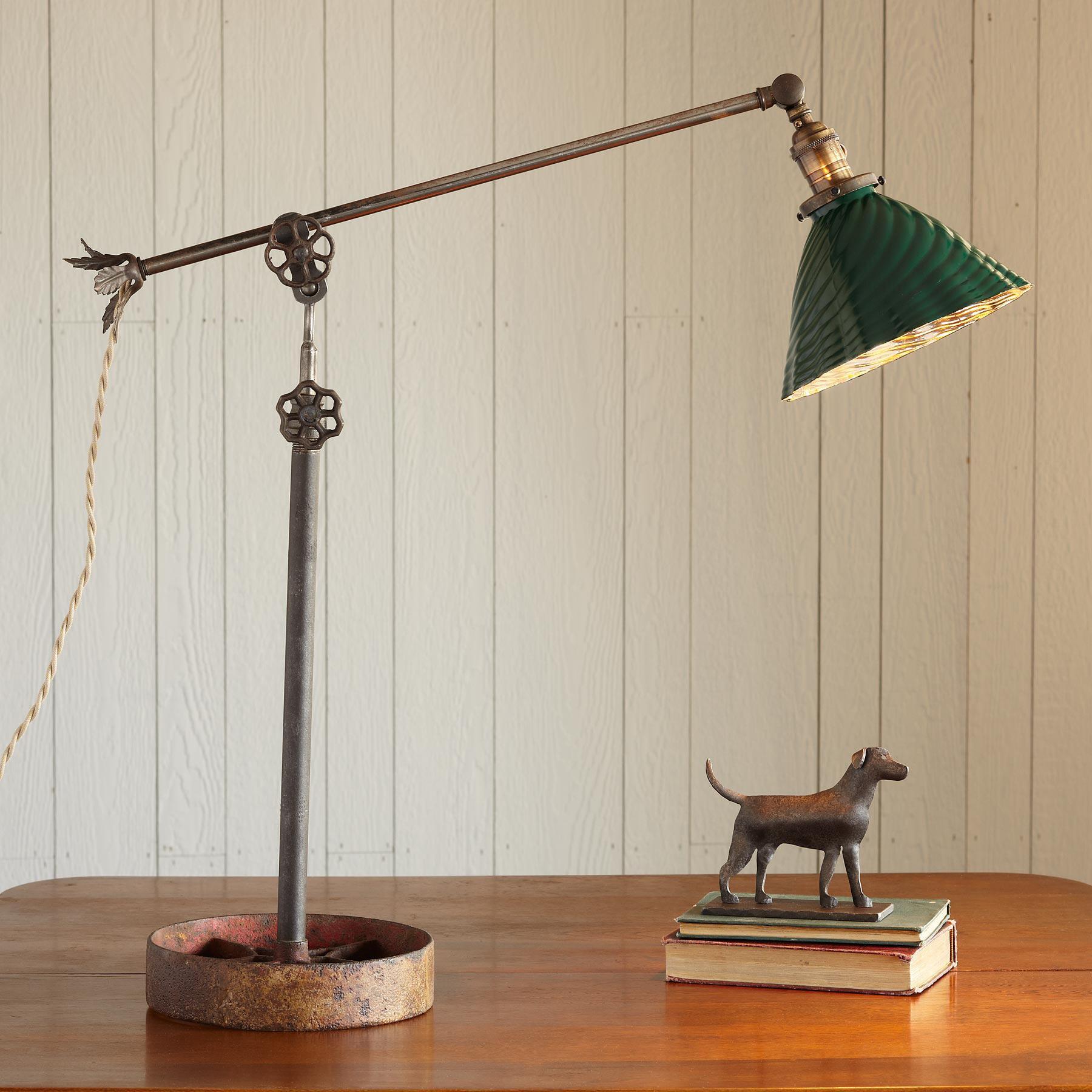 GREENAWAY LAMP: View 1