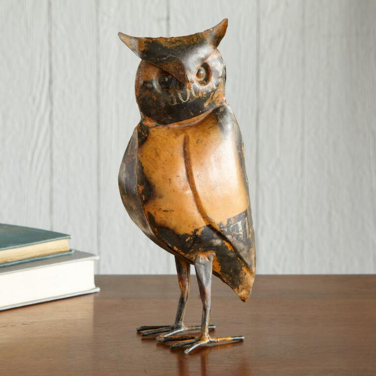 OLIVER THE ELOQUENT OWL