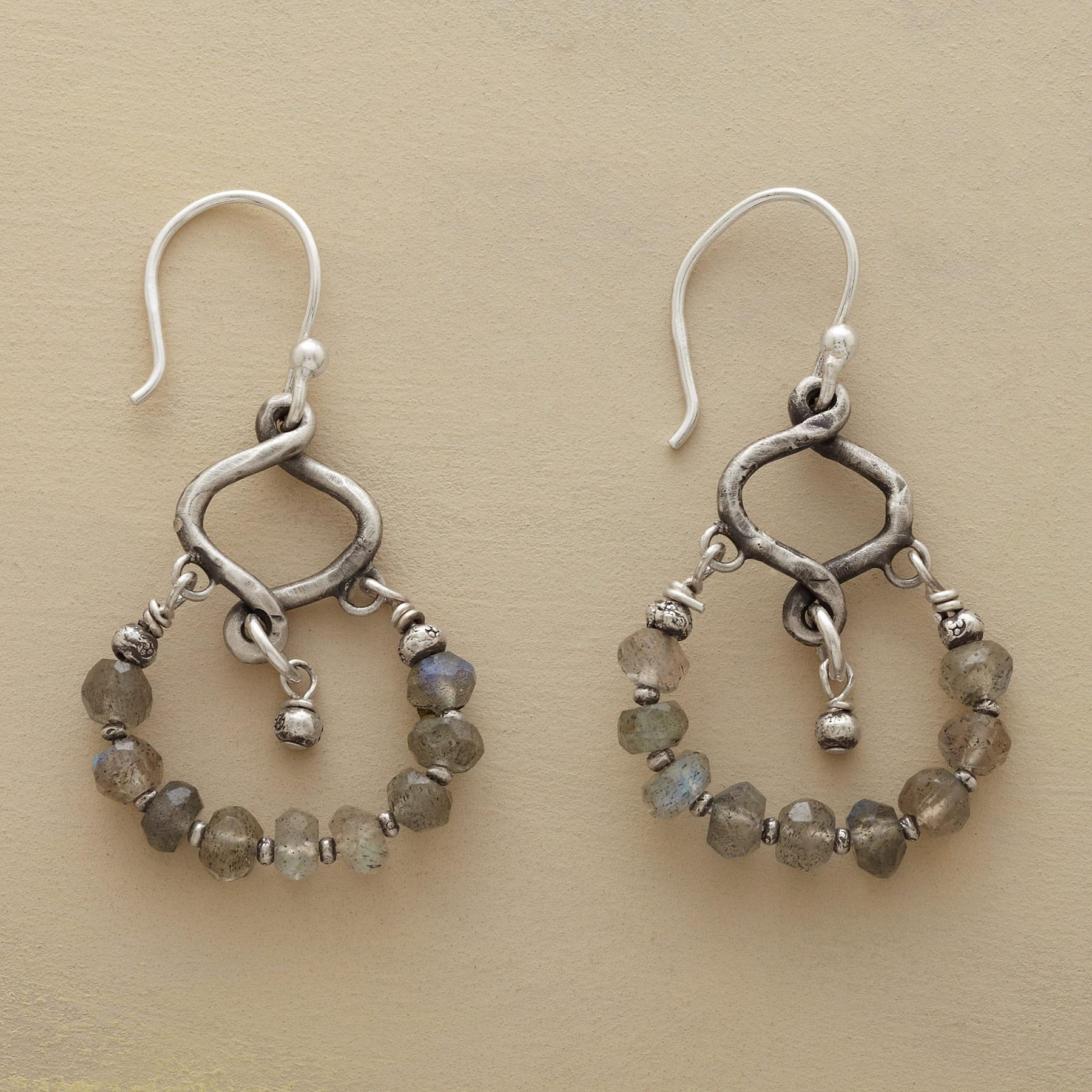 EQUINOX EARRINGS: View 1