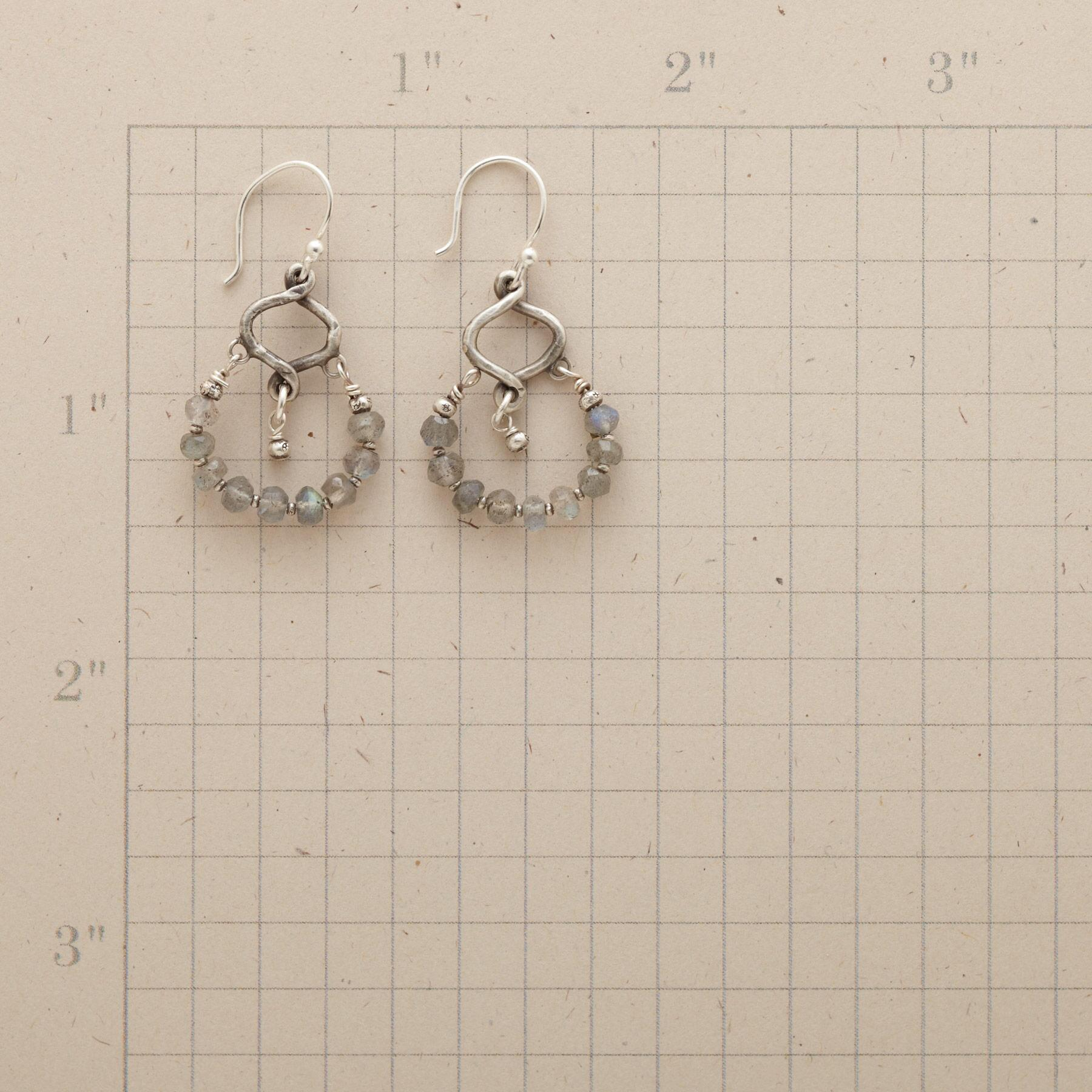 EQUINOX EARRINGS: View 2