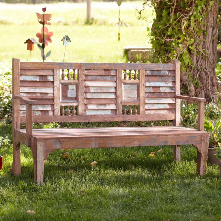 HOMESTEAD GARDEN BENCH