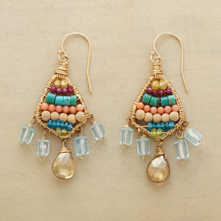 BAZAAR BOUNTY EARRINGS