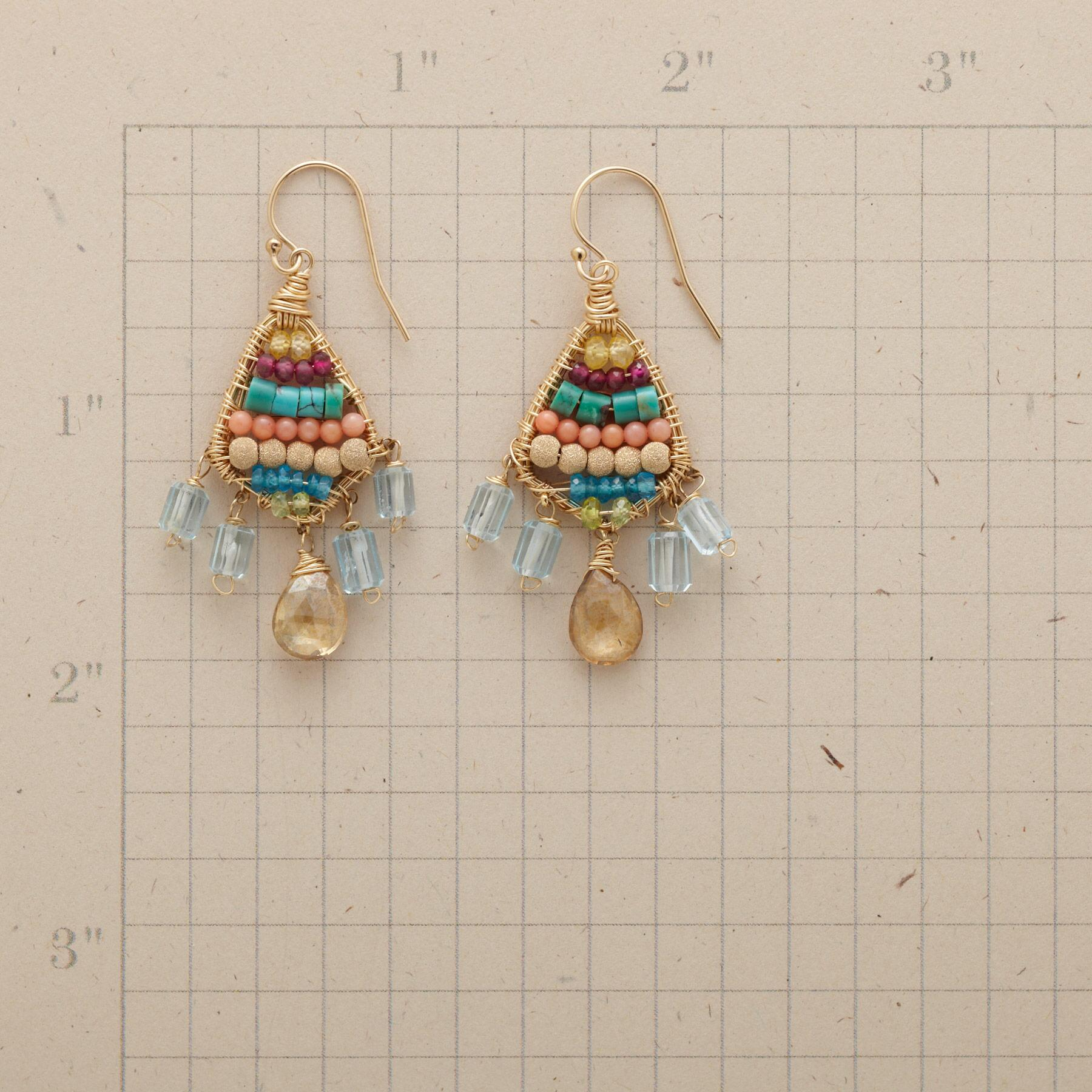 BAZAAR BOUNTY EARRINGS: View 2