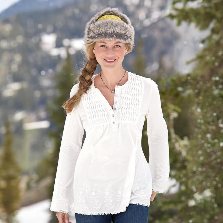 BEATRICE KNIT TUNIC