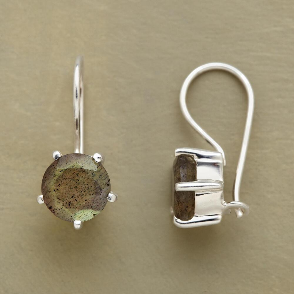EVENING STAR EARRINGS: View 1