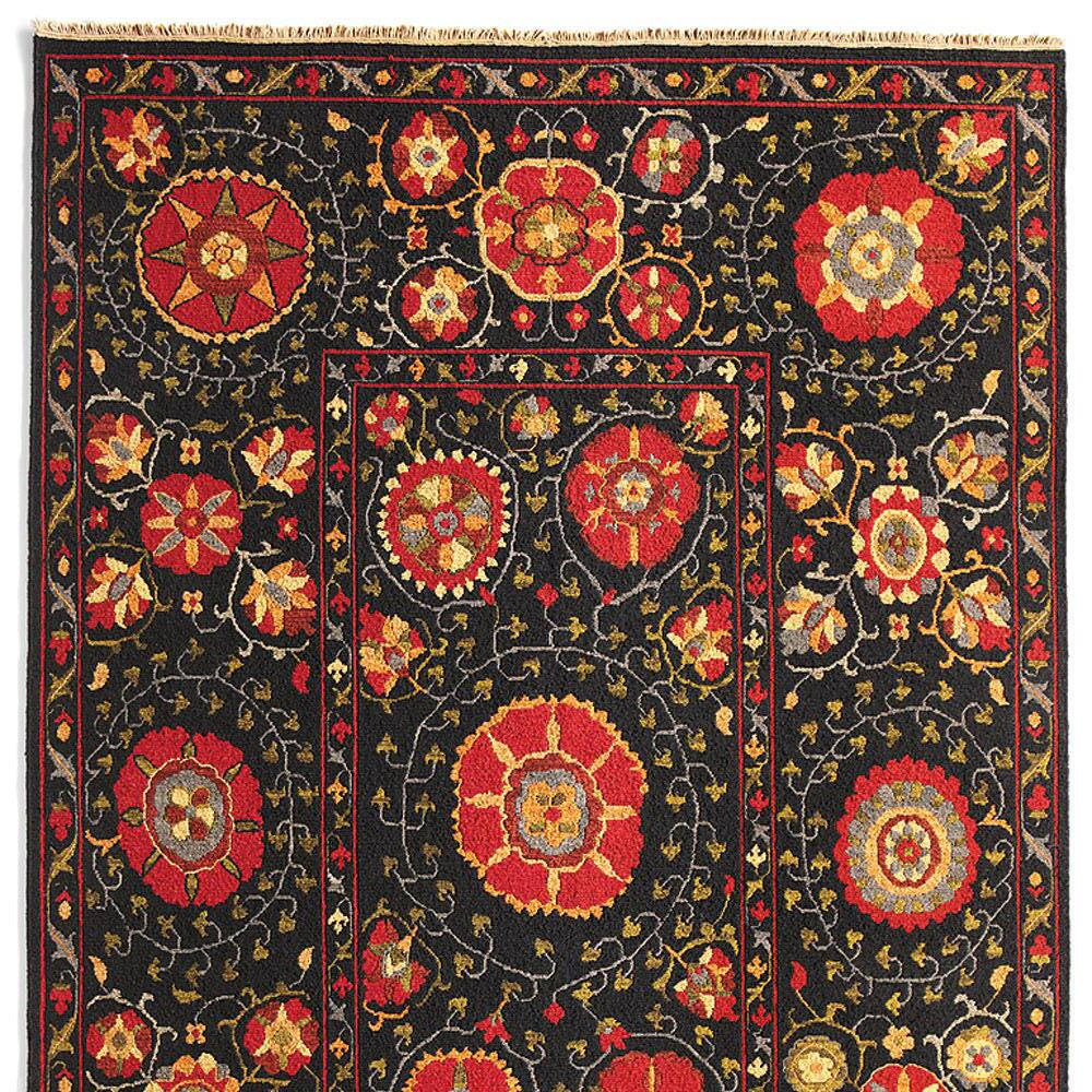 MOUNTAIN HIGH SOUMAK RUG: View 1