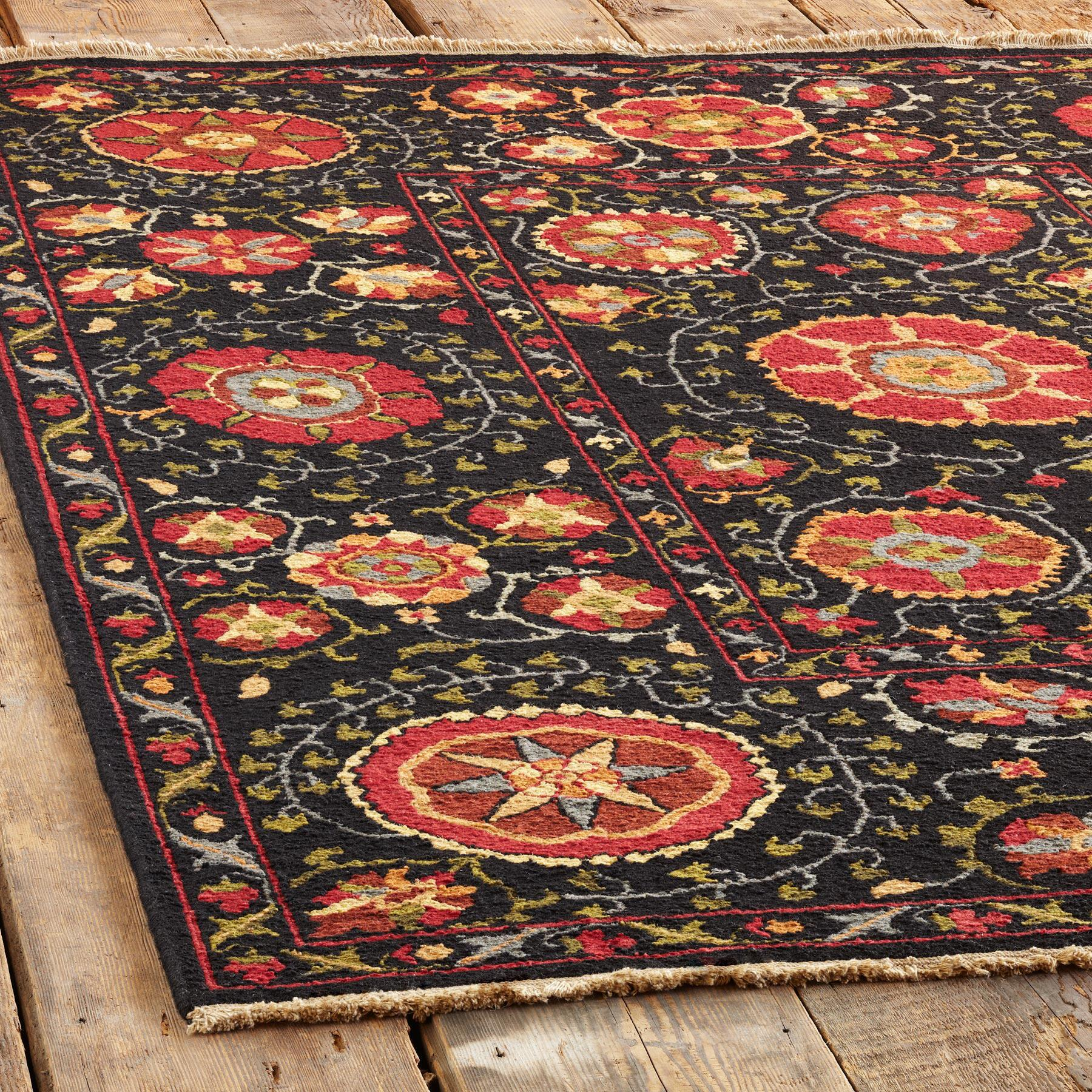 MOUNTAIN HIGH SOUMAK RUG: View 2