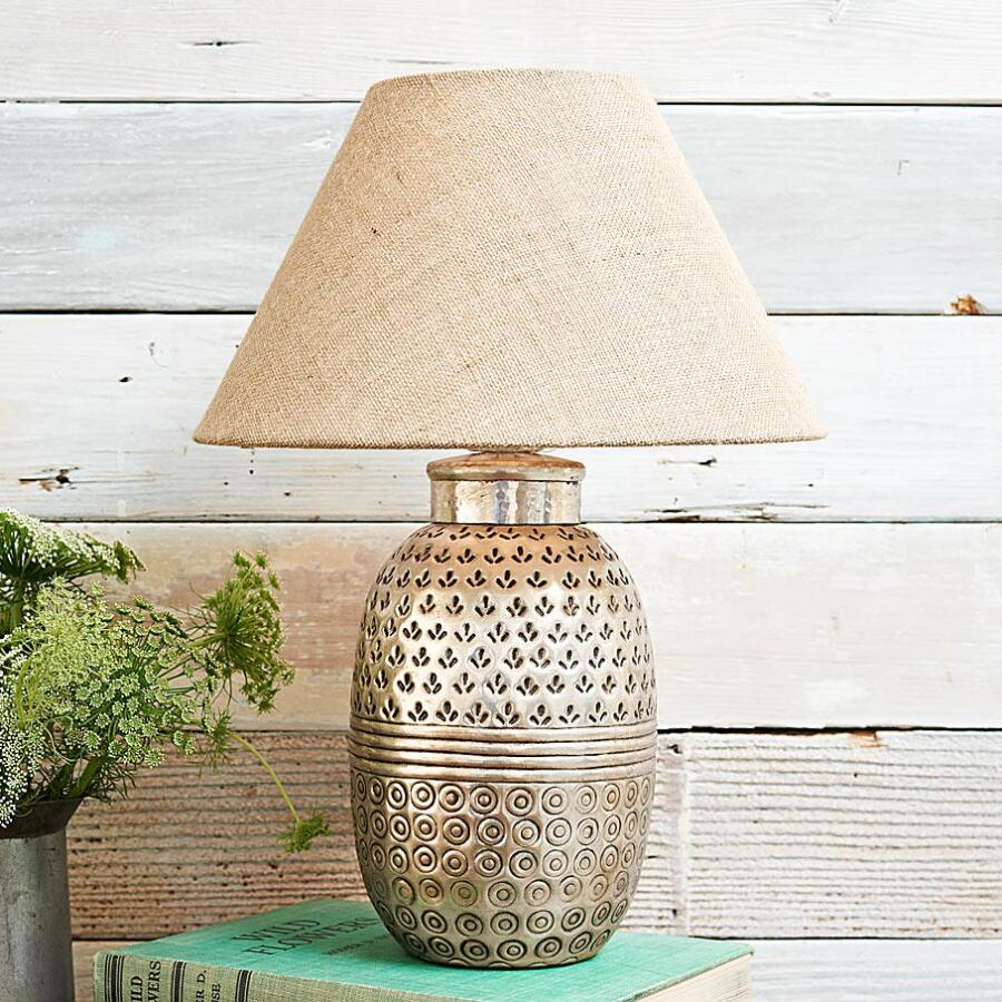 PUNJABI JAR LAMP