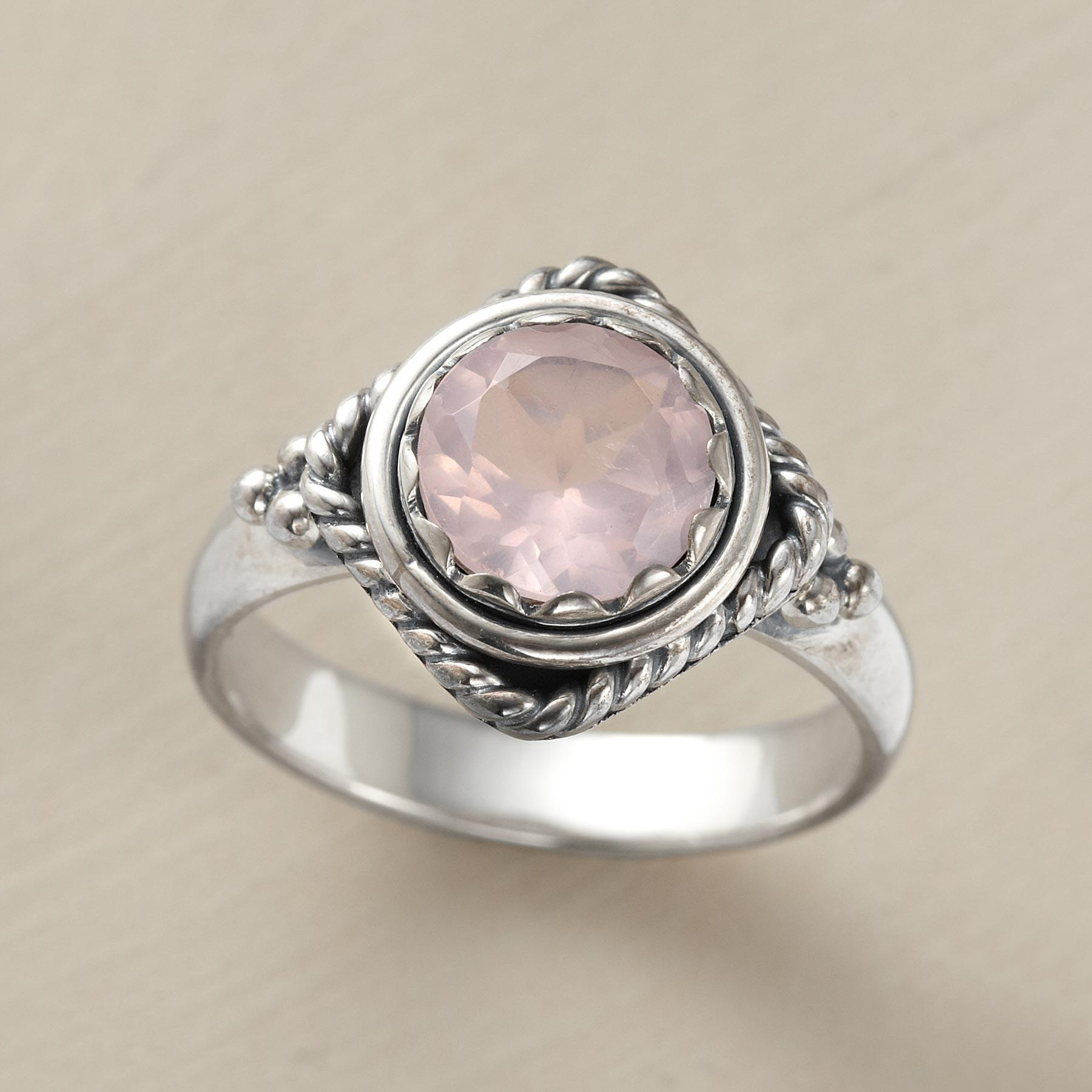 TRACE OF PINK RING: View 1