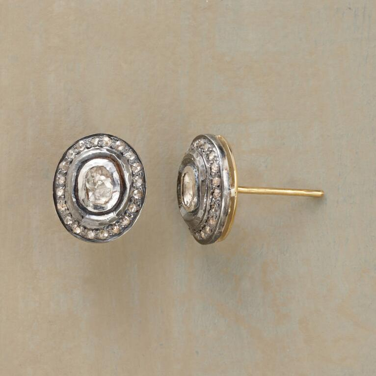 INSTANT HEIRLOOM DIAMOND EARRINGS