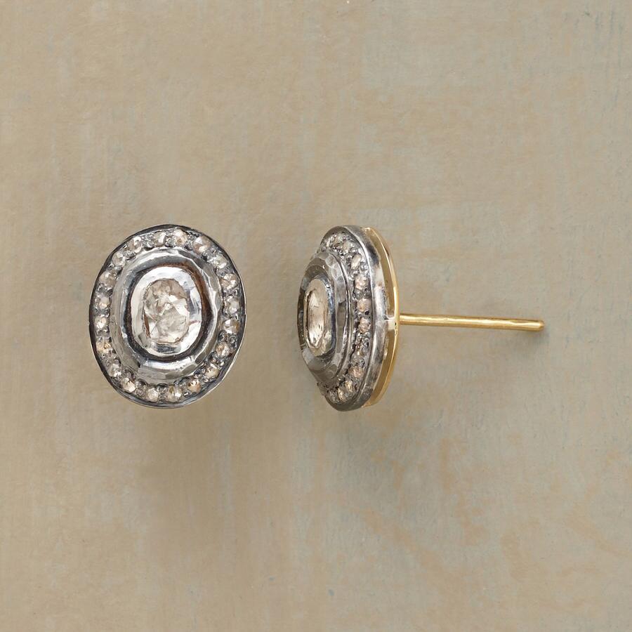 INSTANT HEIRLOOM DIAMOND EARRINGS