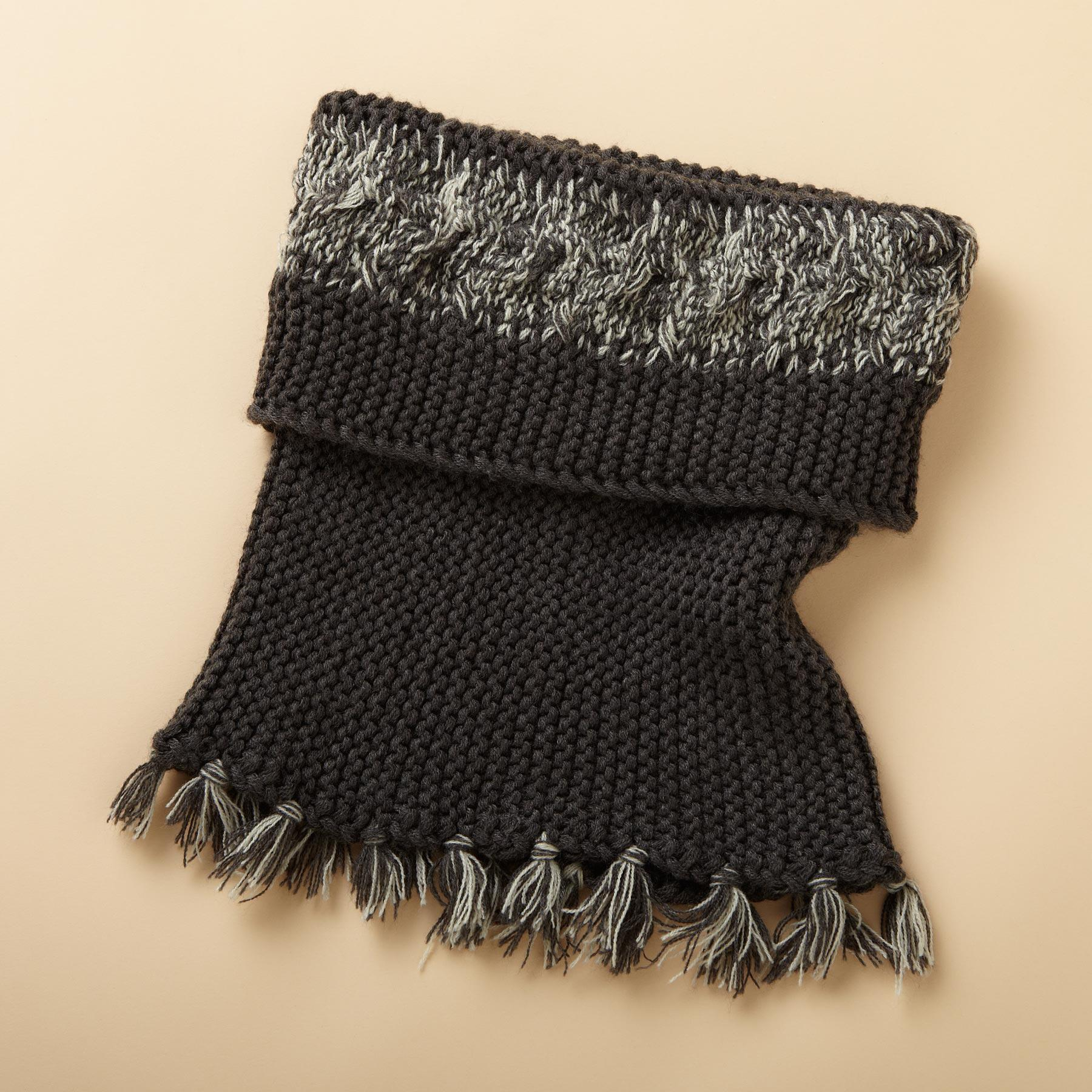 SILVERSTONE KNIT COLLAR: View 2