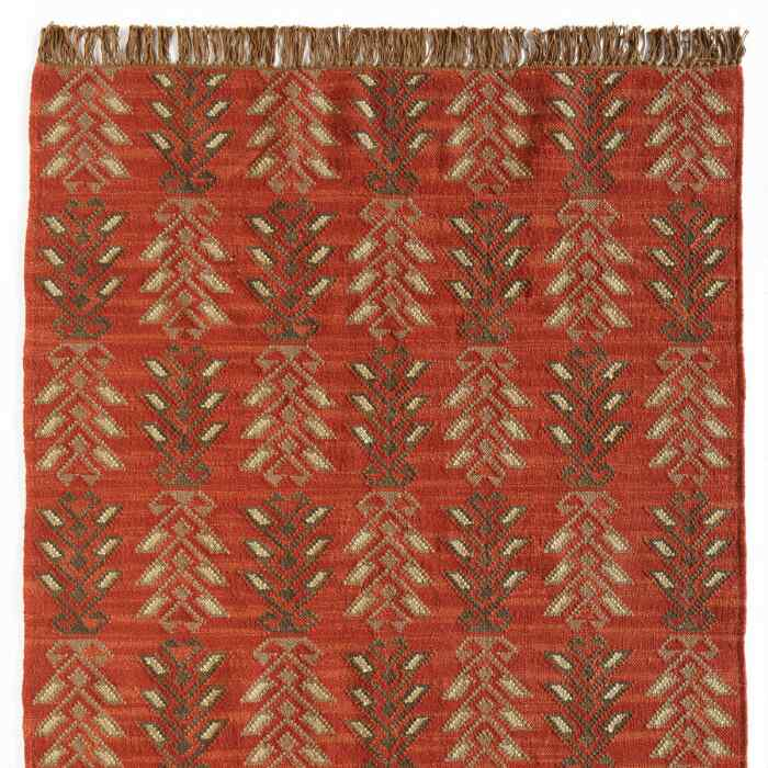 TALL TREES DHURRIE RUG
