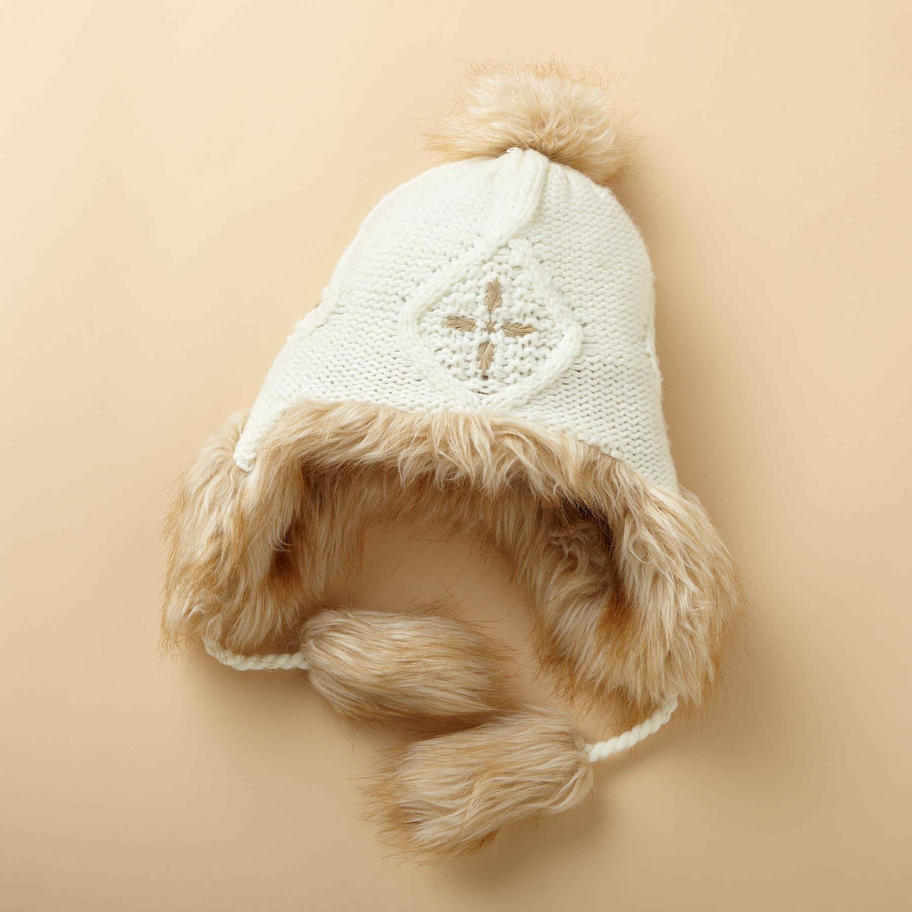 SNOW CHIC TRAPPER HAT: View 1
