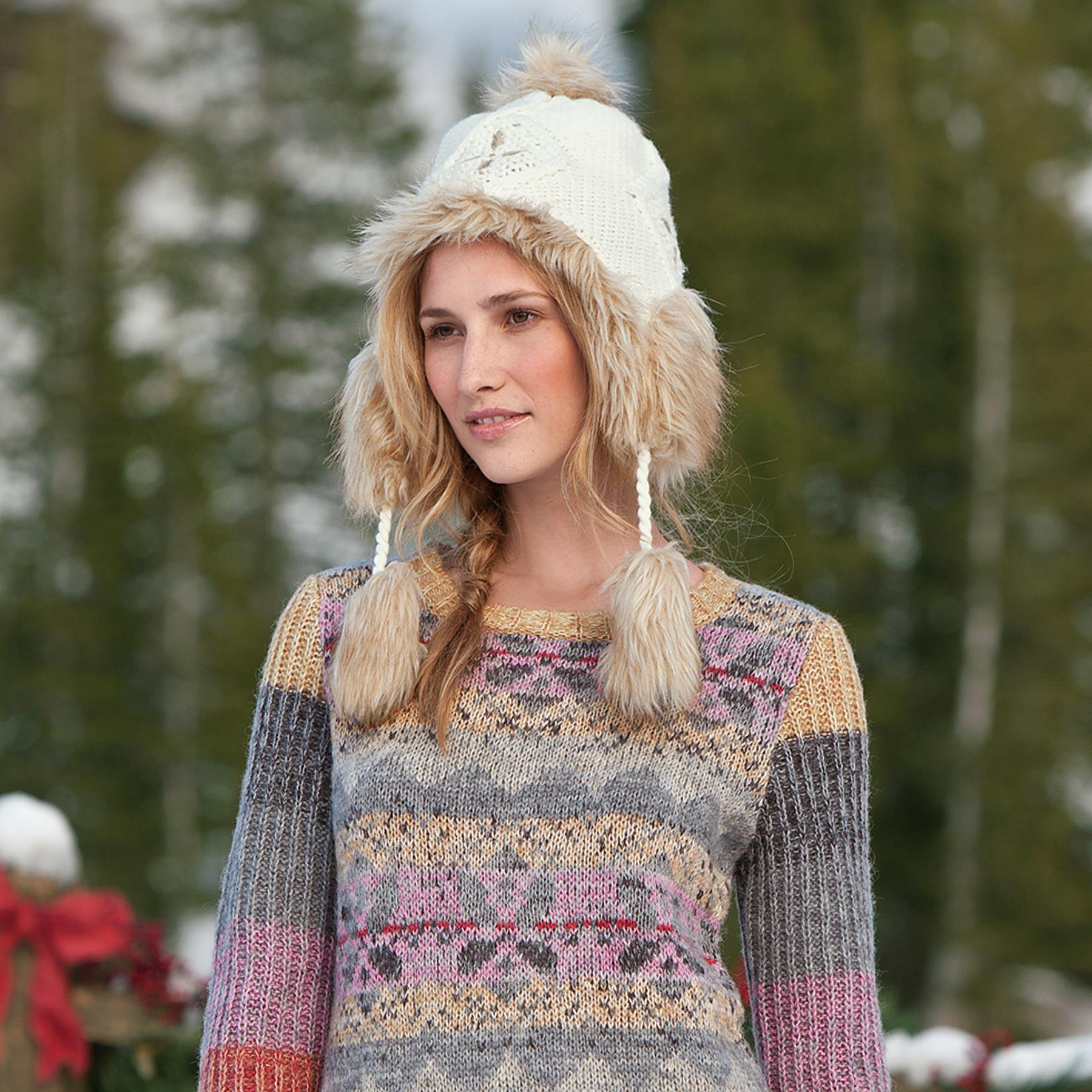 SNOW CHIC TRAPPER HAT: View 2