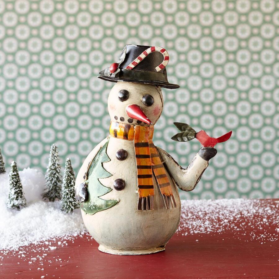 MR. CHILL SNOWMAN