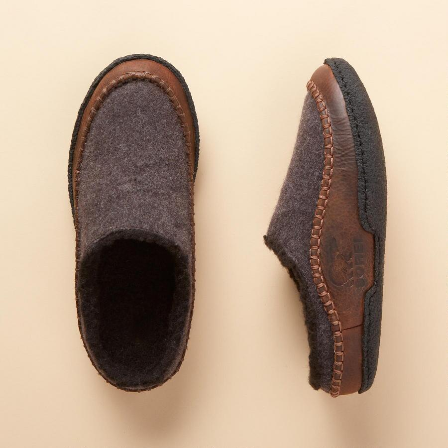 FALCON RIDGE PREMIUM SLIPPERS