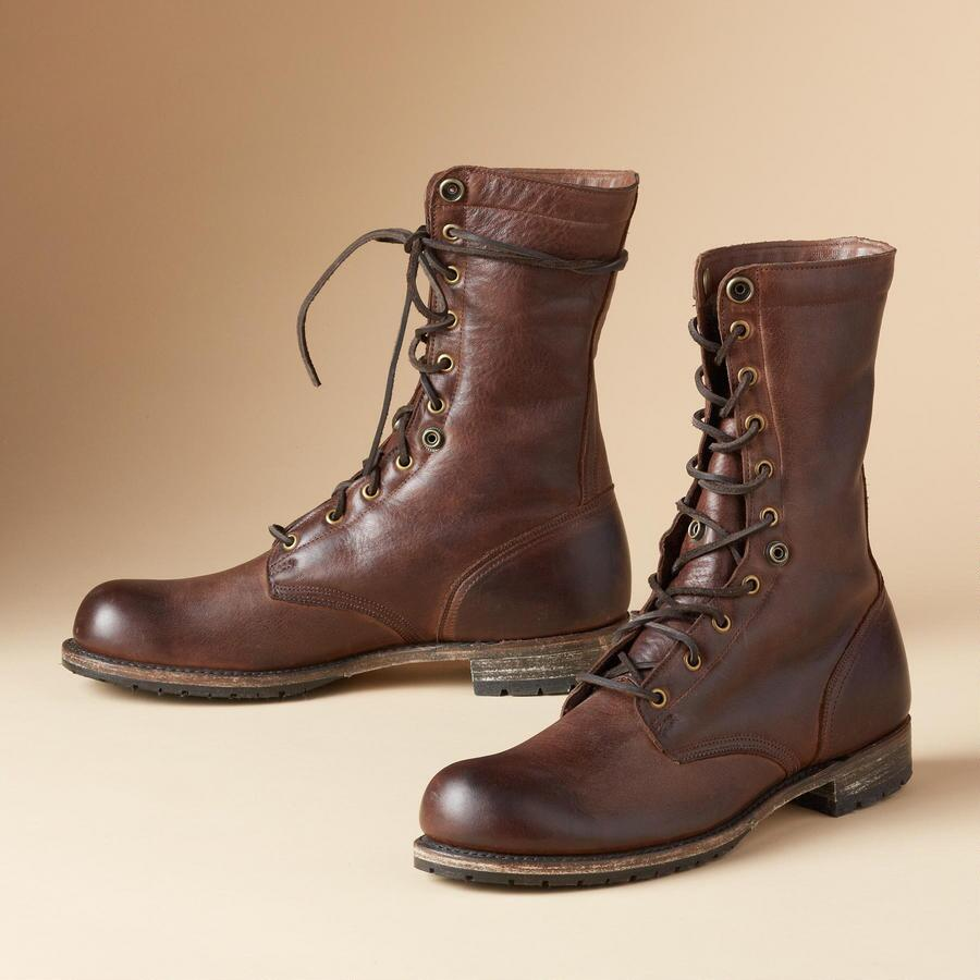 VINTAGE SHOE CO IAN BOOTS