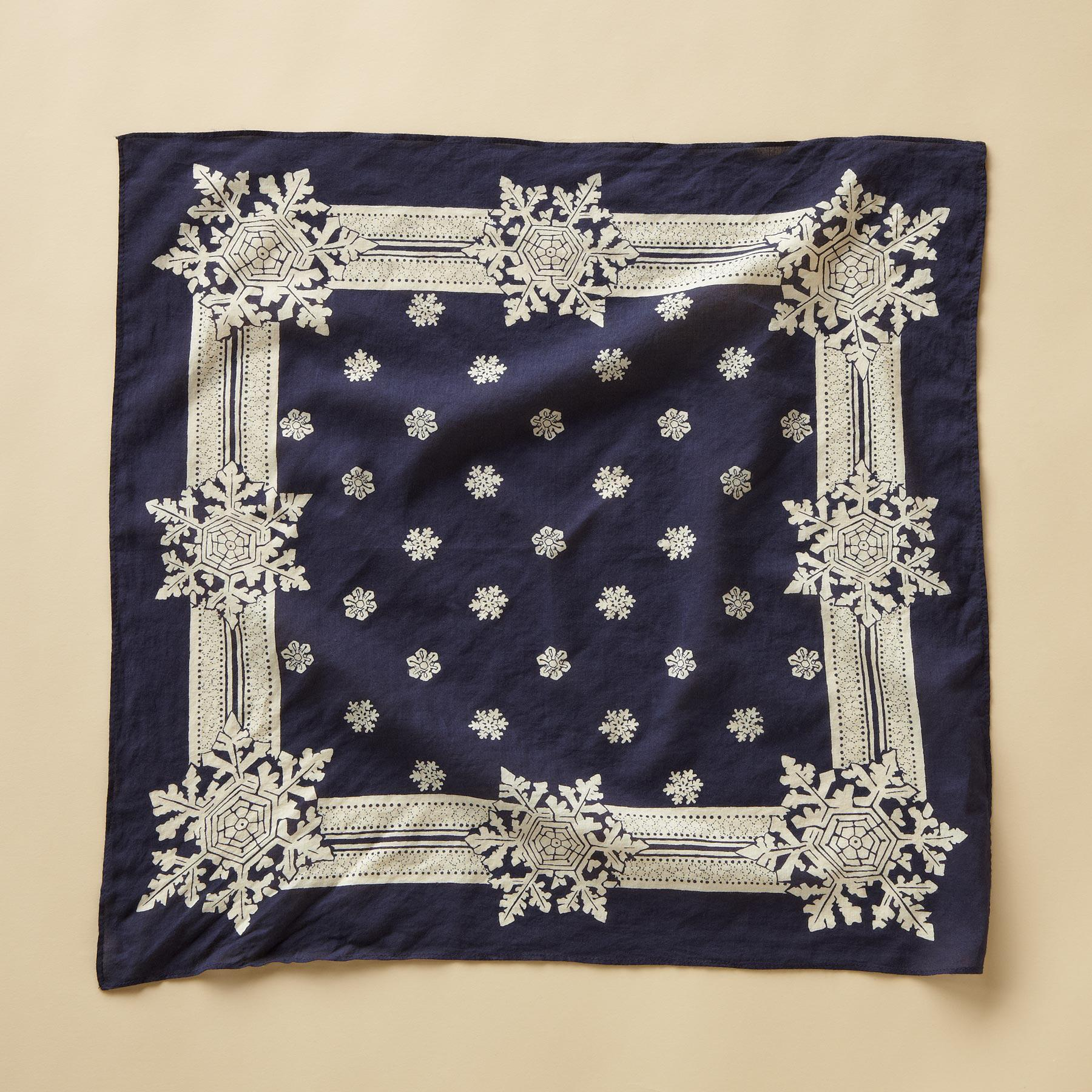VINTAGE INSPIRED BANDANA: View 1