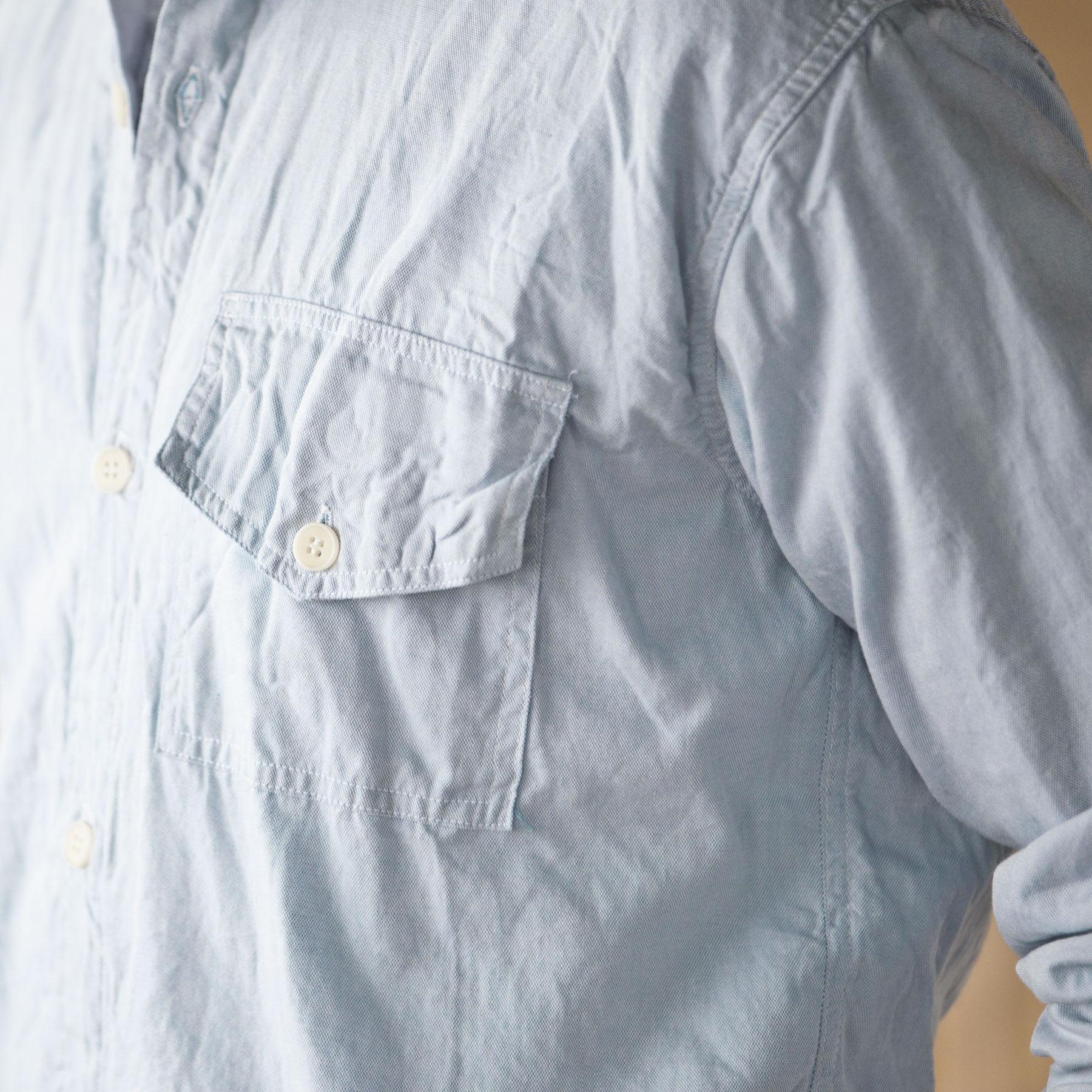 CLANDESTINE CHAMBRAY SHIRT: View 3