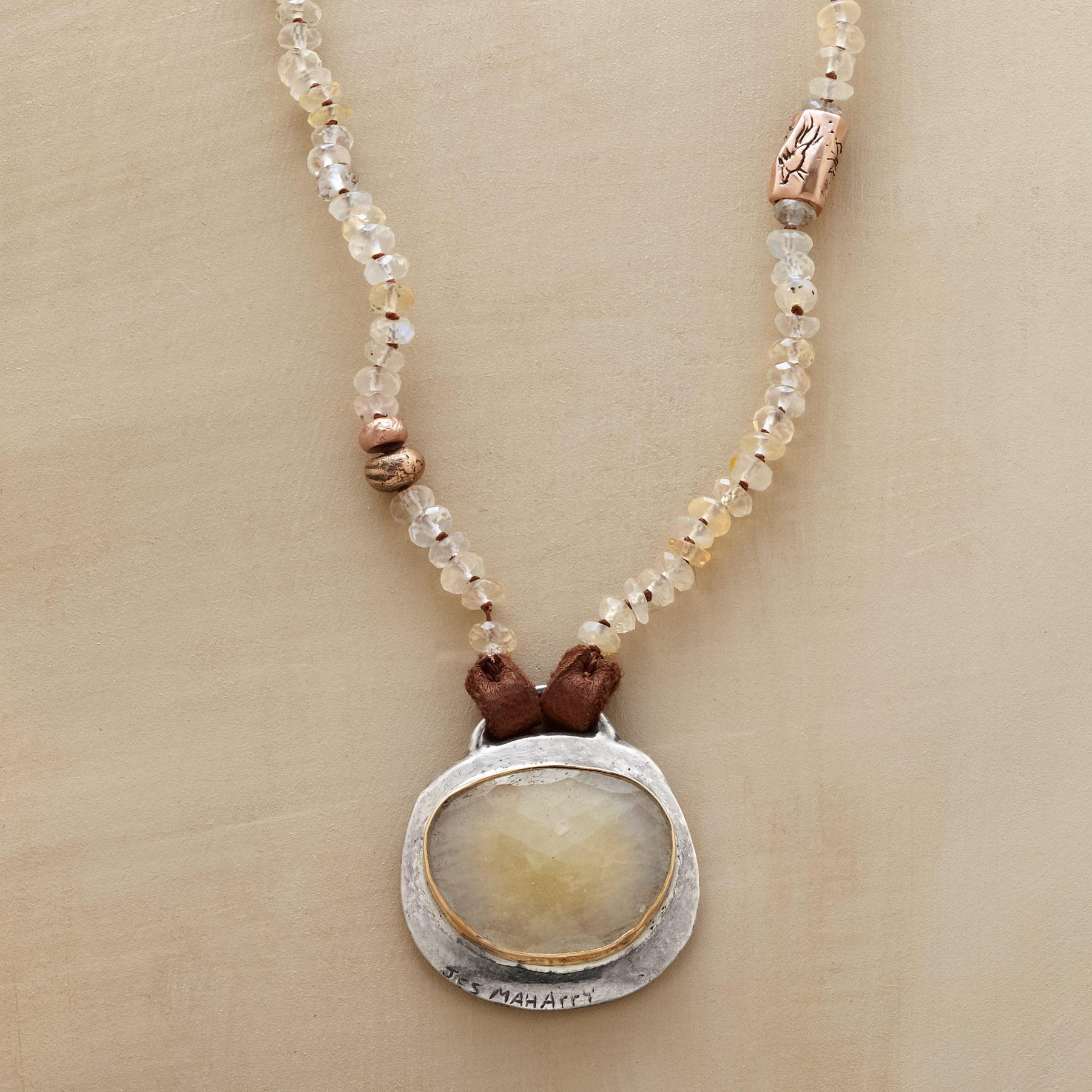 FAWN MEADOW NECKLACE: View 1
