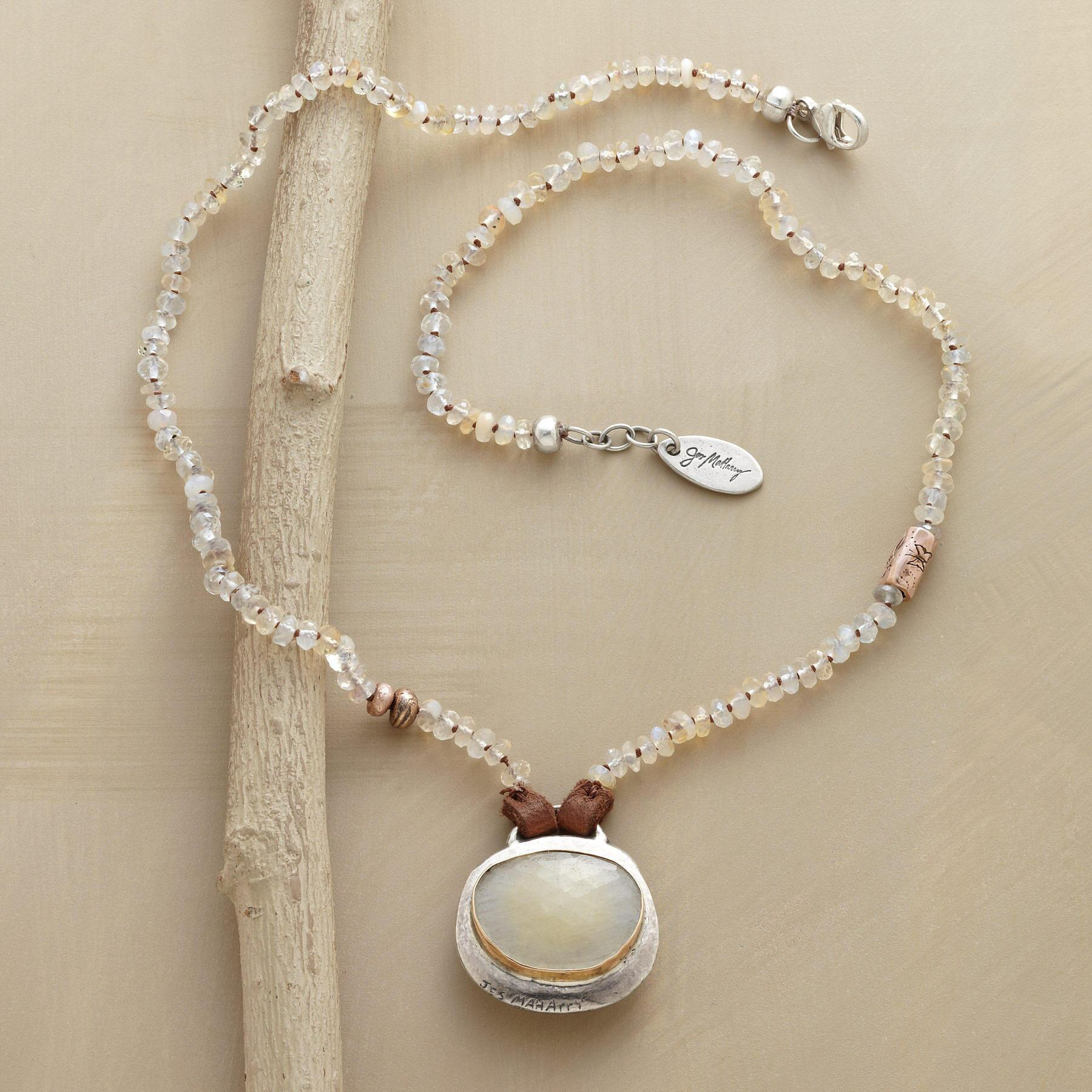 FAWN MEADOW NECKLACE: View 2