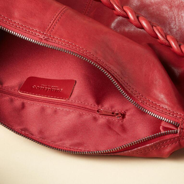 Strada Leather Bag View 3