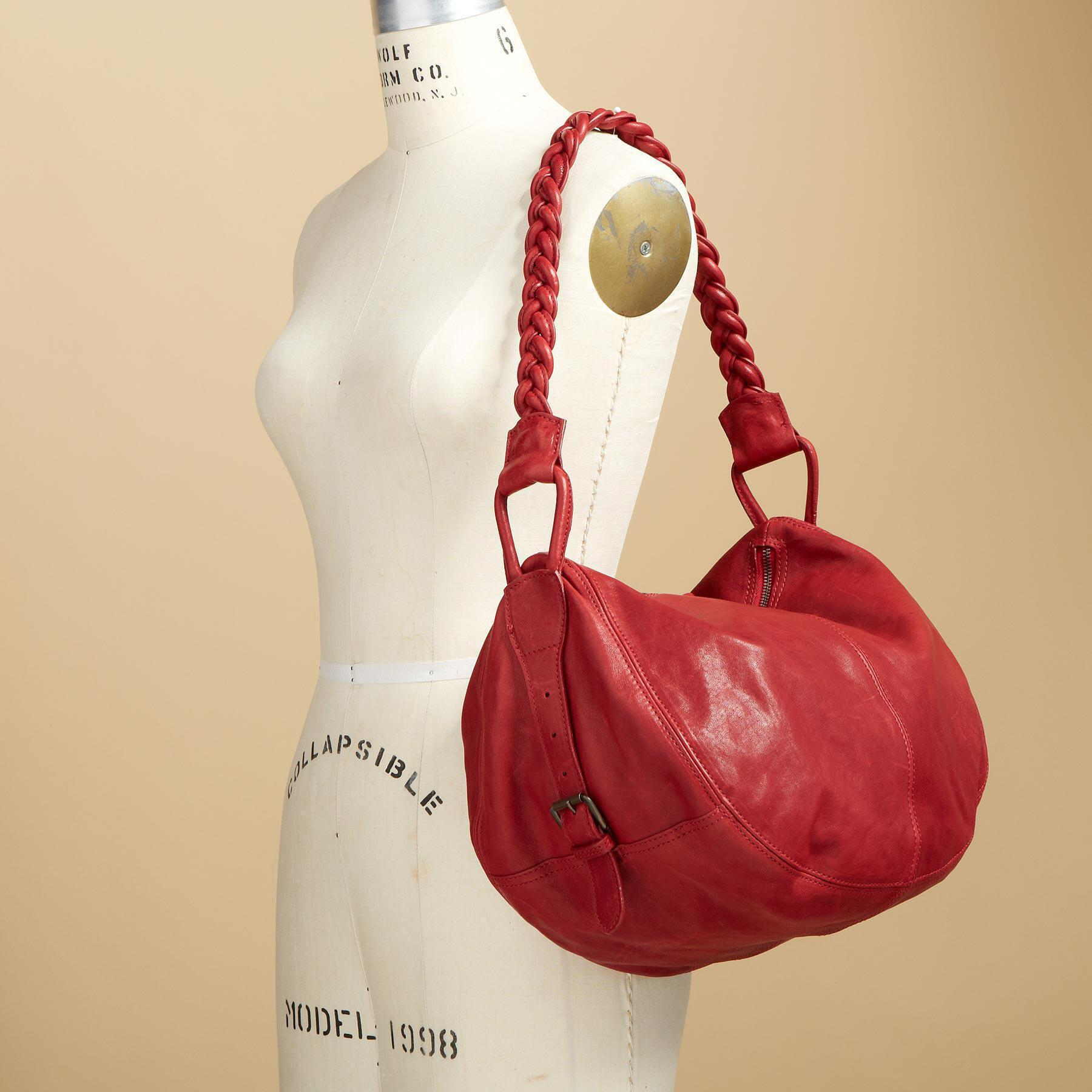STRADA LEATHER BAG: View 4