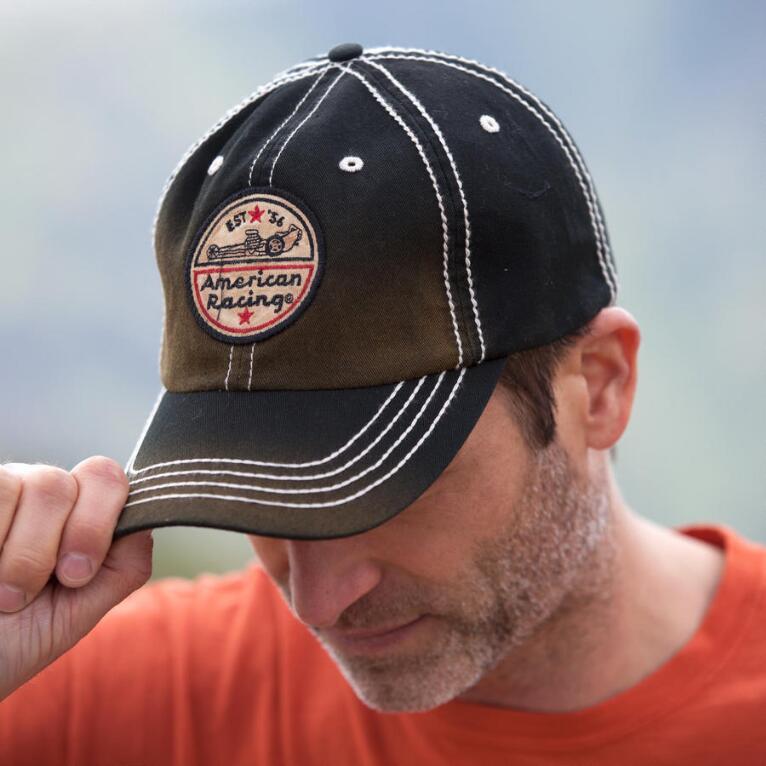 AMERICAN RACING DRAGSTER CAP