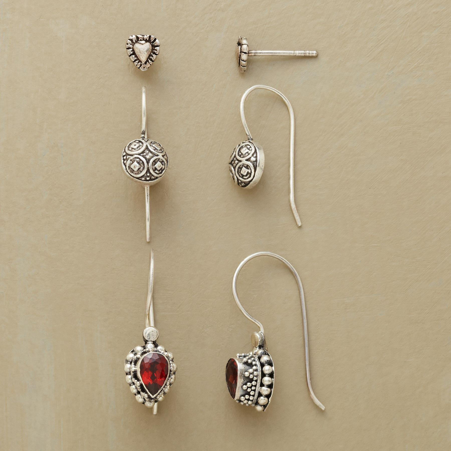 ACCLAIM EARRING TRIO  : View 1
