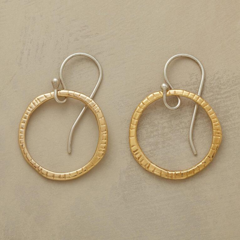 NOTCHED HOOPS