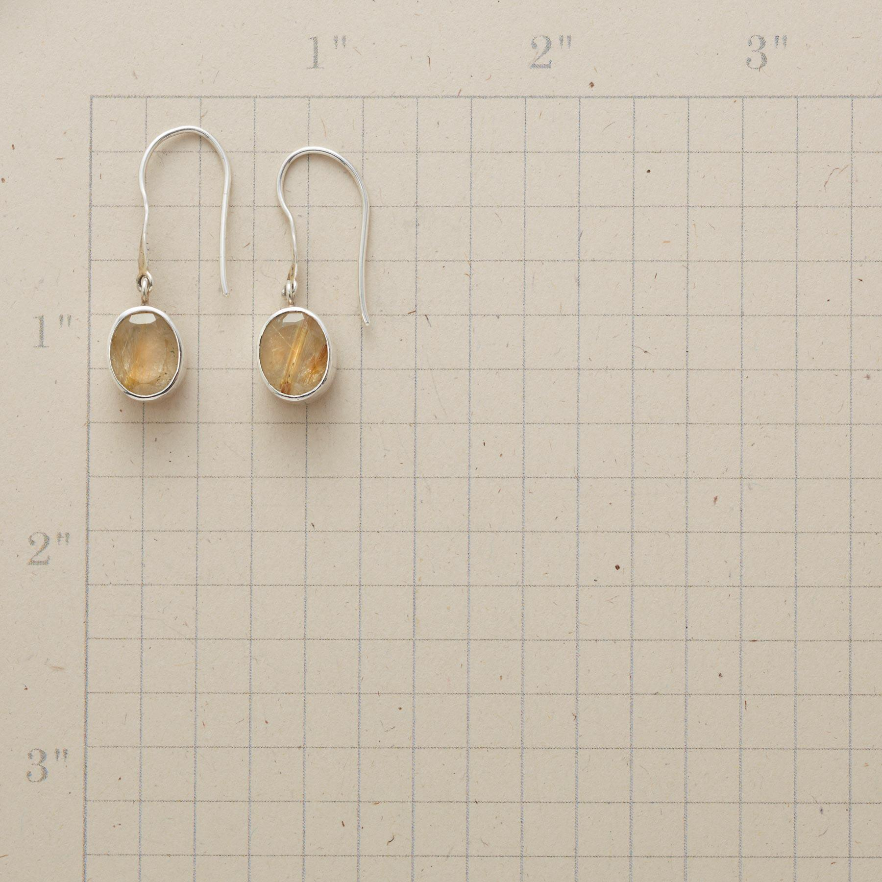 LOVE ARROW EARRINGS: View 2