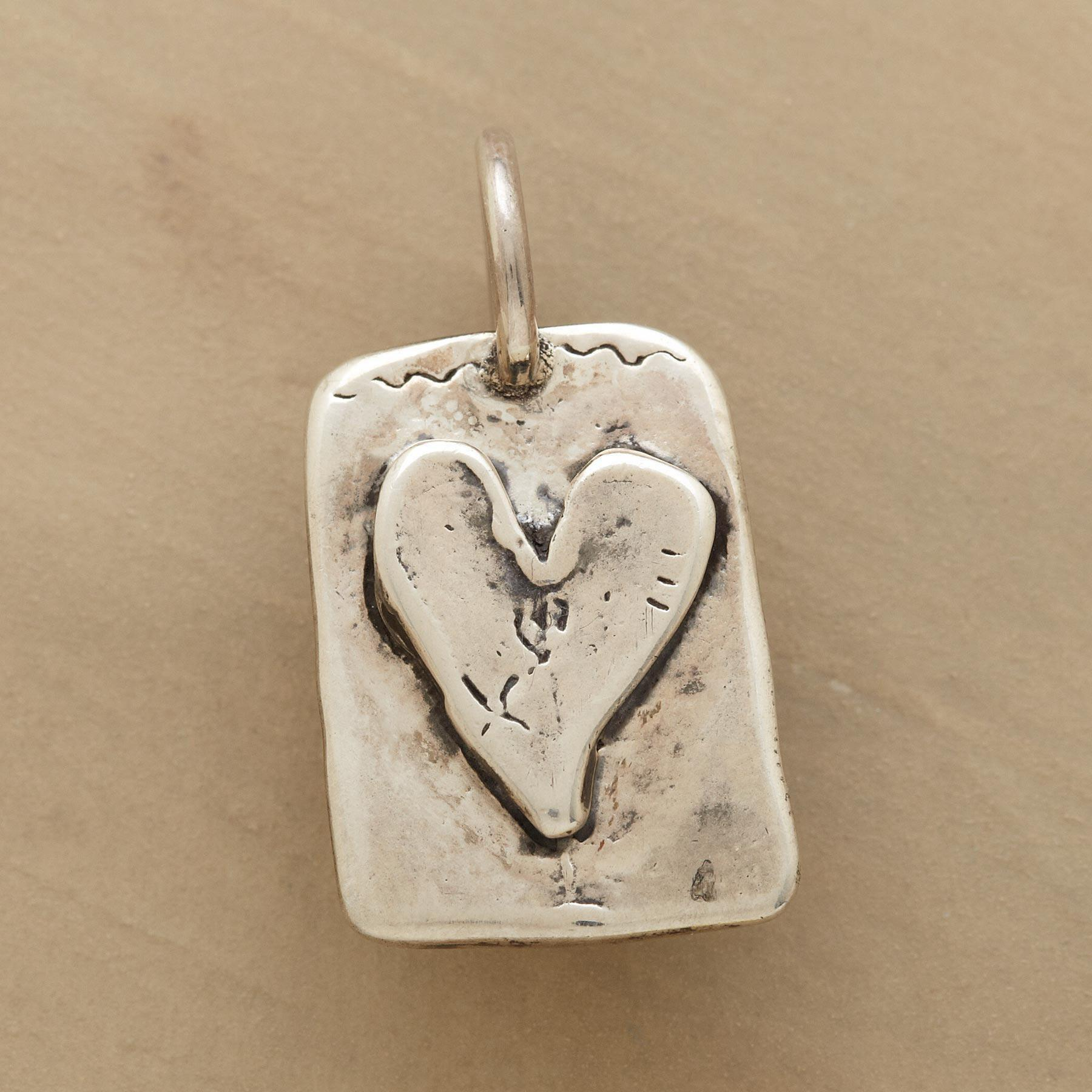 STERLING SILVER MY FAMILY CHARM: View 2