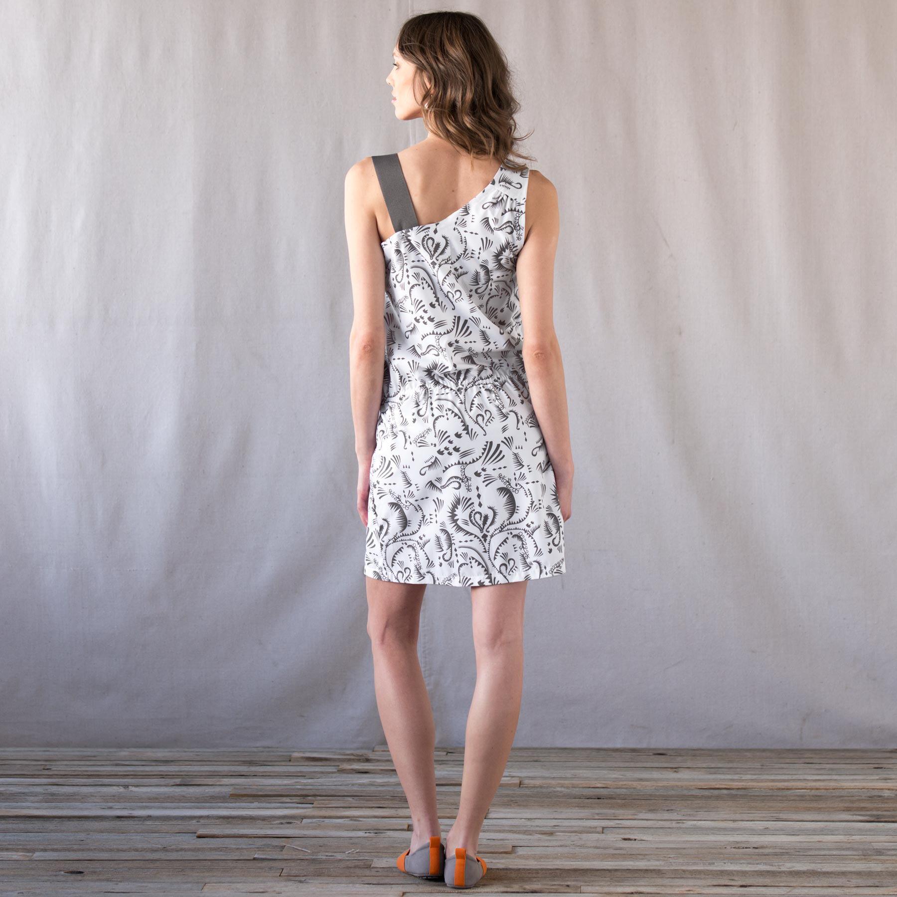NARITA DRESS: View 2
