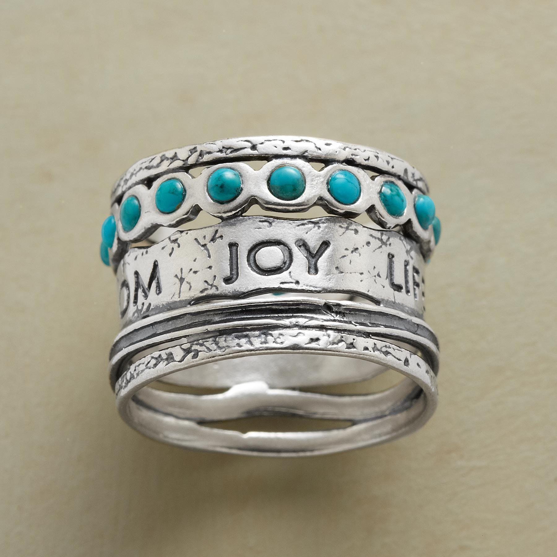 LIFE LOVERS RING: View 2