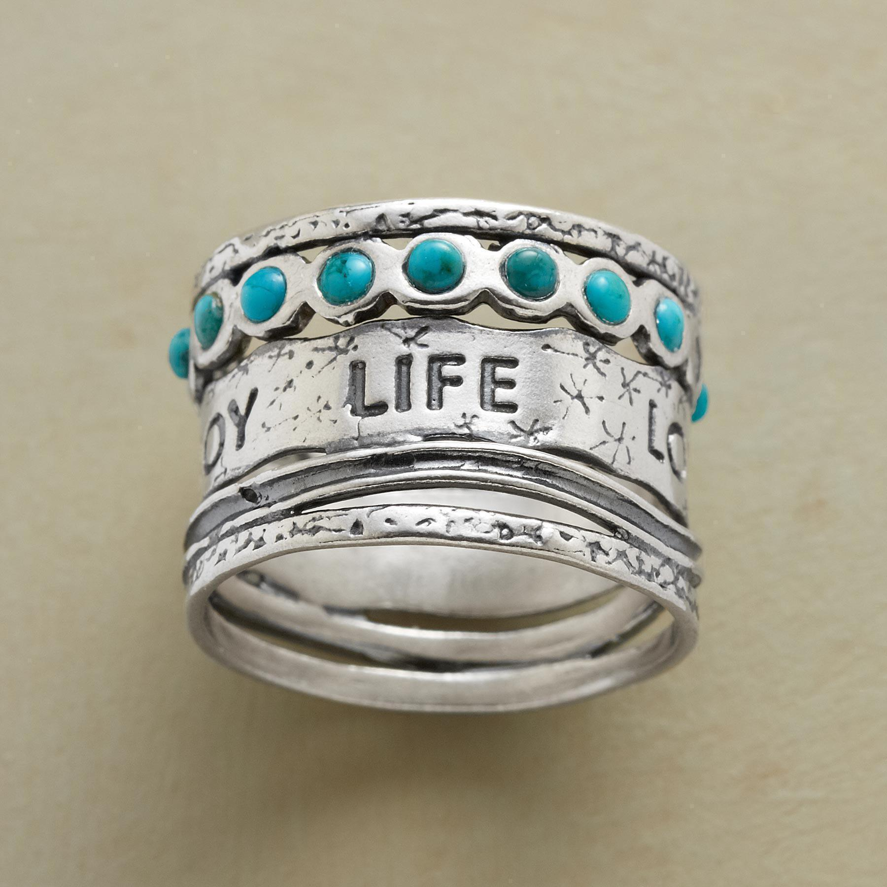 LIFE LOVERS RING: View 4