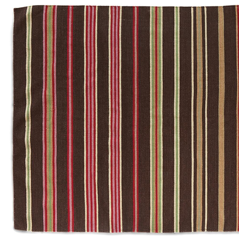 HAWTHORNE STRIPED RUG 8X10: View 1
