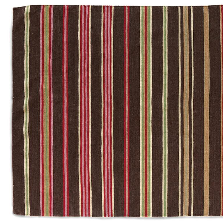 HAWTHORNE STRIPED RUG 8X10