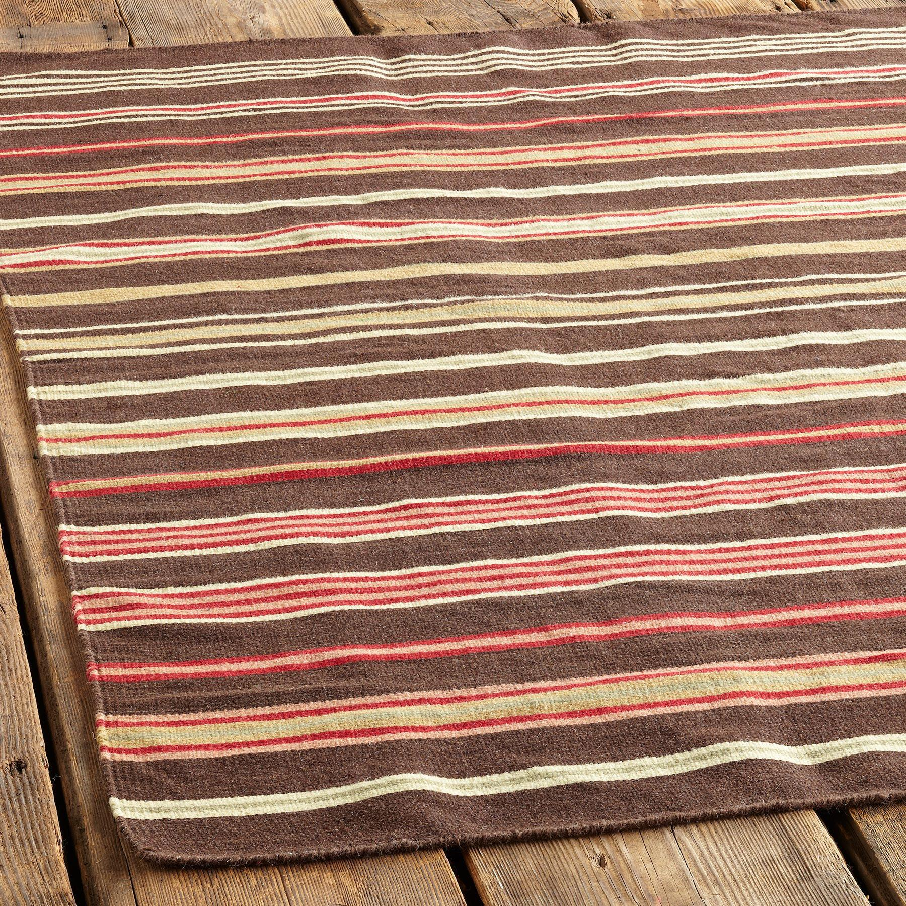 HAWTHORNE STRIPED RUG 8X10: View 2
