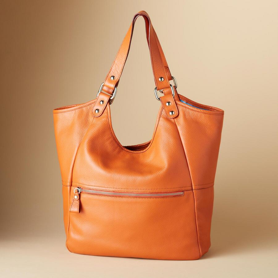 TAKE IT ON THE ROAD TOTE