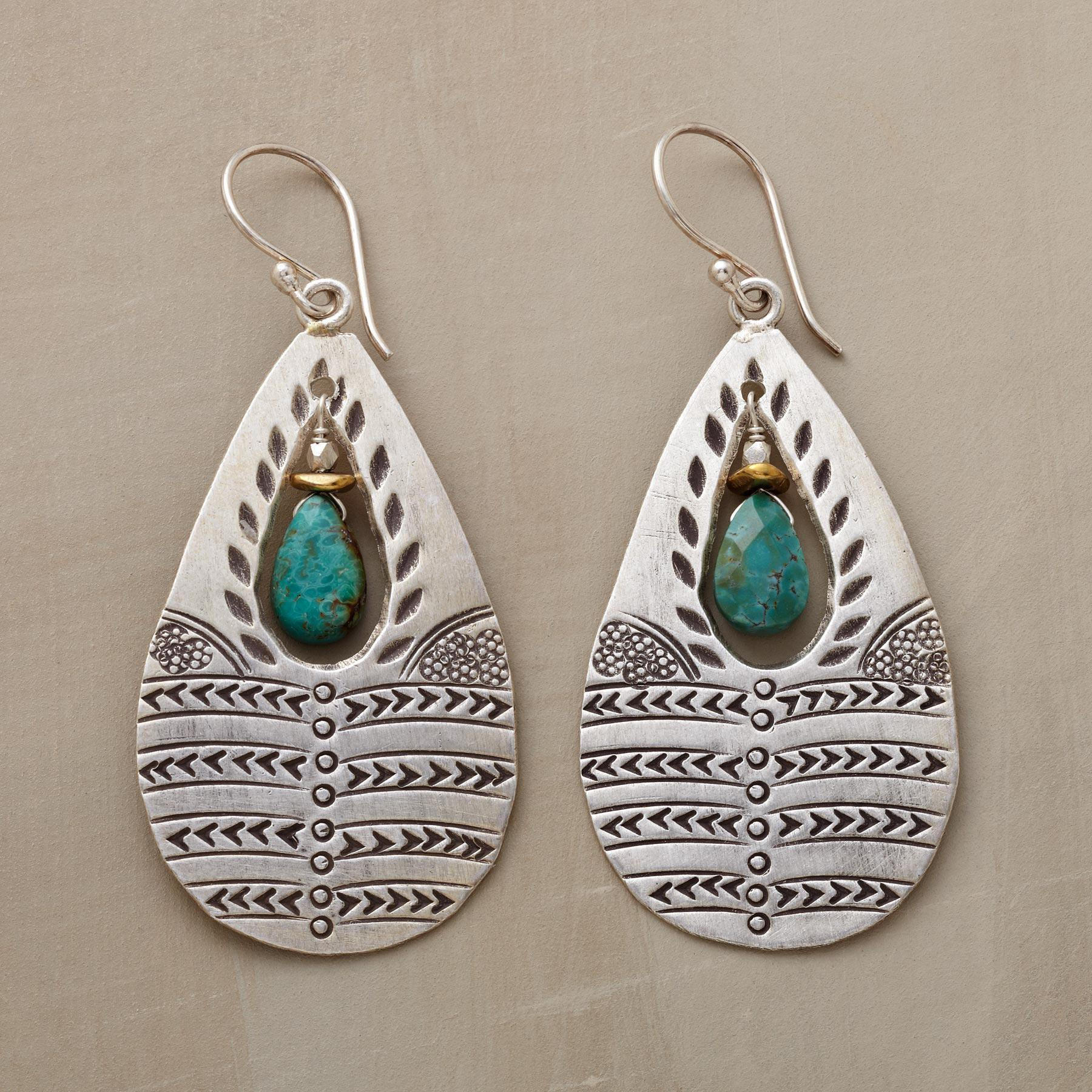 ANDAMAN EARRINGS: View 1