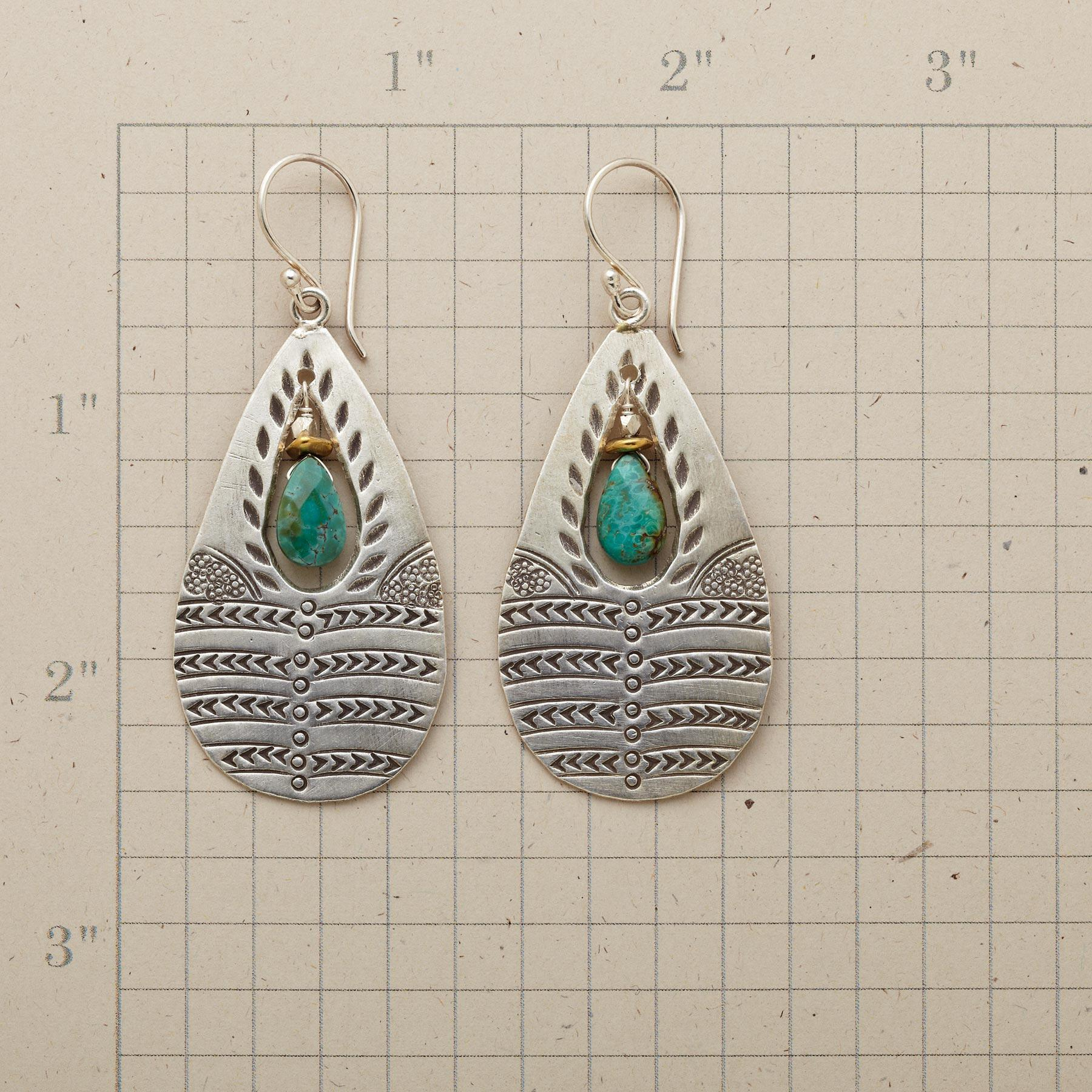 ANDAMAN EARRINGS: View 2