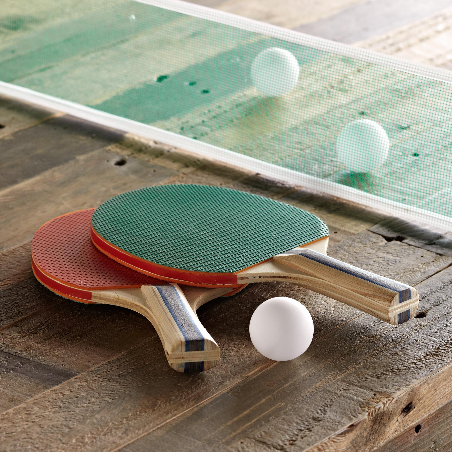 RIDLEY'S VINTAGE TABLE TENNIS SET: View 1