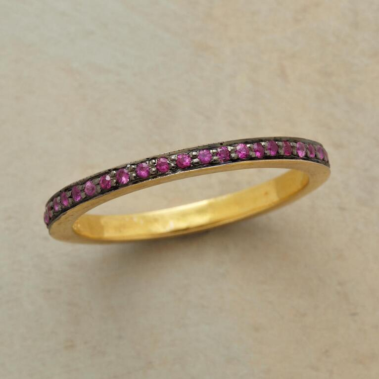 RIVER OF RUBIES RING
