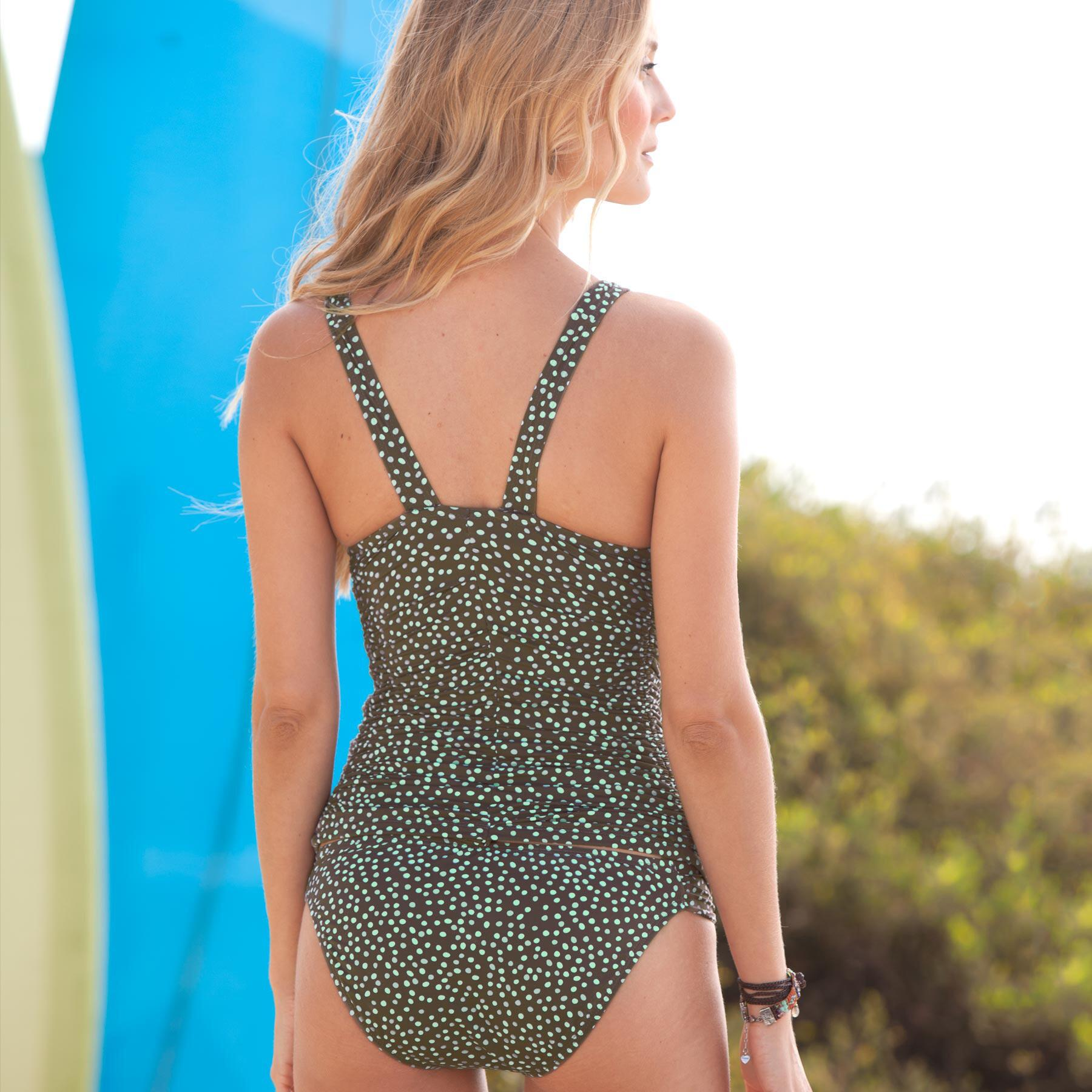 DILLY DOTS TANKINI: View 2